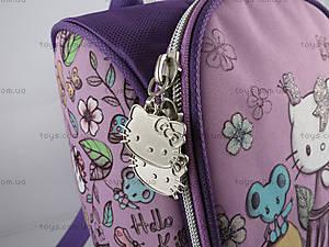 Рюкзак дошкольный Hello Kitty, HK14-506K, игрушки