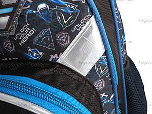 Рюкзак дошкольный Max Steel, MX14-507K, фото