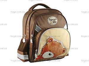 Рюкзак дошкольный Popcorn The Bear, PO14-507K