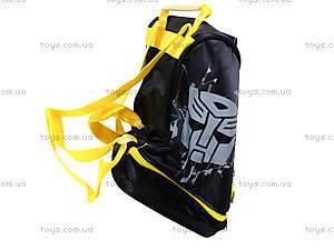 Рюкзак дошкольный Transformers, TF14-506K, фото