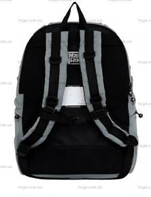 Практичный серый рюкзак Exo Full, KAA24484641, фото
