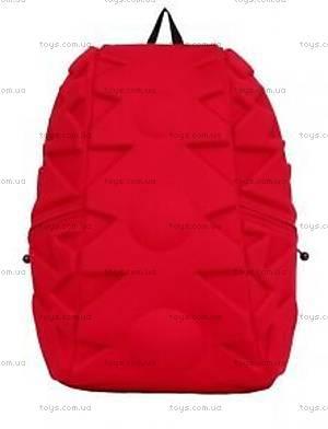 Модный красный рюкзак для девочки Exo Full, KAA24484637, фото