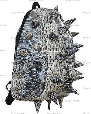 Модный школьных рюкзак Gator Full серого цвета, KZ24483507