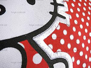 Рюкзак каркасный Hello Kitty, HK14-501-1K, отзывы