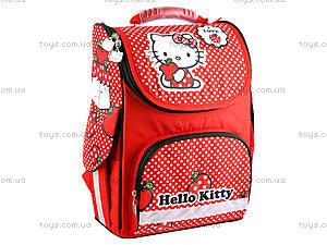 Рюкзак каркасный Hello Kitty, HK14-501-1K