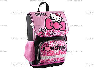 Рюкзак каркасный Hello Kitty, розовый, HK14-527K