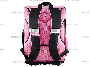 Рюкзак каркасный Hello Kitty, розовый, HK14-527K, магазин игрушек