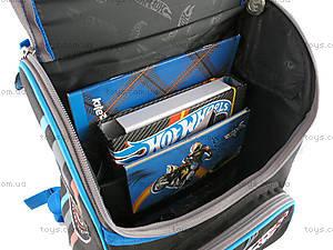 Рюкзак каркасный Hot Wheels, HW14-501-1K, цена