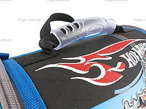 Рюкзак каркасный Hot Wheels, HW14-501-1K, детские игрушки