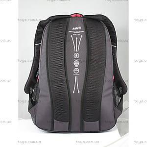 Школьный рюкзак Kite Sport, черно-красный, K14-821-2, отзывы