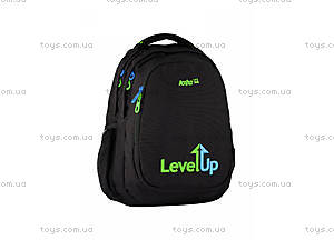 Школьный рюкзак, черный, K14-801-1