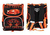"""Рюкзак коробка """"Hot speed"""", 3 отделения, ортопедический, 1813SM, отзывы"""