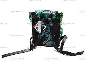 Рюкзак молодежный «Цветы», SVBB-RT3-534, фото