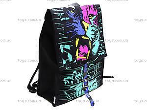 Рюкзак молодежный «Тигр», SVBB-RT4-577, цена