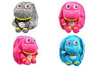 Маленький рюкзак в форме динозаврика, 4 цвета, 772-343, фото