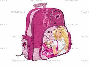 Рюкзак ортопедический с  EVA-спинкой Barbie, BRDLR-12T-9621