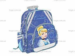 Рюкзак ортопедический с EVA-спинкой Cinderella, PRAB-MT1-9621, купить