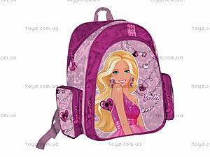 Школьный рюкзак ортопедический EVA-спинкойBarbie, BRDLR-12T-836