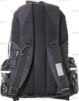 Рюкзак для подростков Oxford, черный, 551995, купить