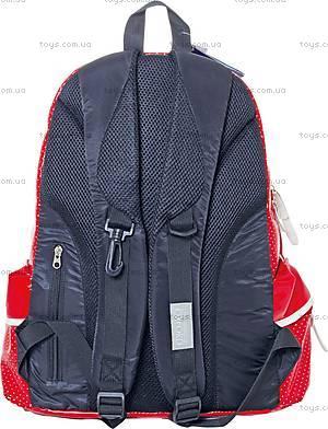 Рюкзак подростковый Oxford, красный, 551642, купить