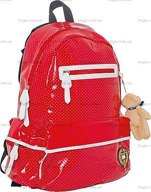 Рюкзак подростковый Oxford, красный, 551642