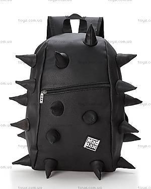 Школьный черный рюкзак Rex VE Full, KZ24483923