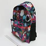 Рюкзак с карманом «Круги 2», 0617-B-2, цена