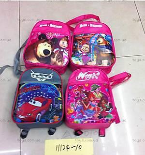 Рюкзак с мультгероями, B15345