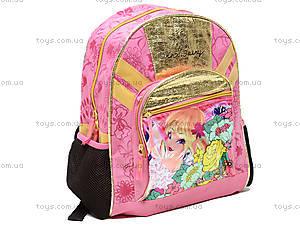 Рюкзак с мягкой спинкой «Феи Винкс», WXBB-UT1-980