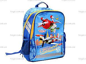 Рюкзак с мягкой спинкой Planes, PLBB-MT1-977