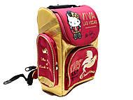 Рюкзак с поролоновой спинкой «Hello Kitty Elvis», HKAB-RT1-113, фото