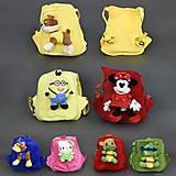 Рюкзак с игрушкой, 8 видов, 0165466-165, фото