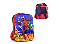 Рюкзак школьный «Spider man», N00240, фото