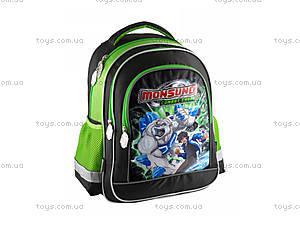 Рюкзак школьный, для детей Monsuno, MS14-509K