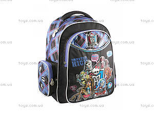 Рюкзак школьный для детей  Monster High, MH14-511K