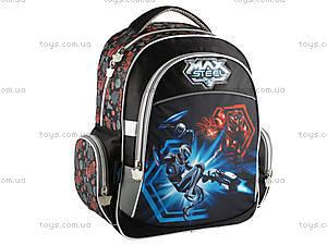 Рюкзак школьный для мальчика Max Steel, MX14-510K