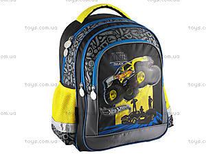 Рюкзак школьный Hot Wheels, HW14-509K