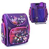 Рюкзак школьный каркасный  1 отделение, 3 кармана, спинка ортопедическая, 3D изображение, C36187, детские игрушки