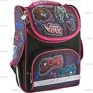 Школьный рюкзак Monster High, каркасный, MH14-501-2K