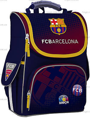Рюкзак школьный каркасный Barcelona, BC14-501K