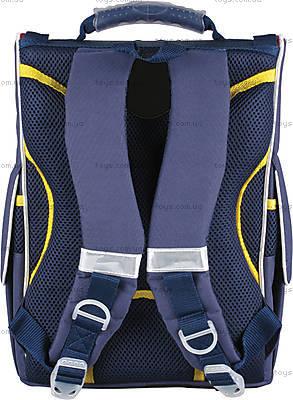 Рюкзак школьный каркасный Barcelona, BC14-501K, цена