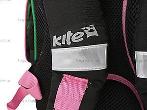 Рюкзак школьный каркасный Hello Kitty, HK14-501-4K, цена