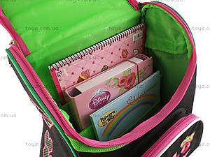 Рюкзак школьный каркасный Hello Kitty, HK14-501-4K, игрушки