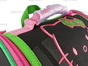 Рюкзак школьный каркасный Hello Kitty, HK14-501-4K, детские игрушки