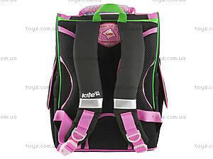 Рюкзак школьный каркасный Hello Kitty, HK14-501-4K, магазин игрушек