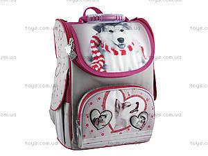 Рюкзак школьный каркасный «Щенки», R14-501-1K