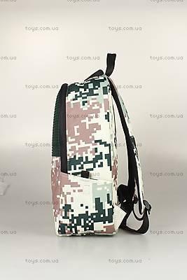 Рюкзак Upixel Camouflage, зелено-коричневый, WY-A021Q, купить