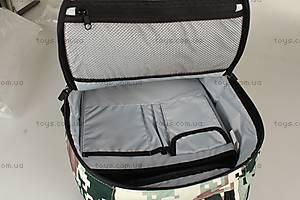 Рюкзак Upixel Camouflage, зелено-коричневый, WY-A021Q, отзывы