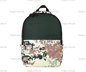 Рюкзак Upixel Camouflage, зелено-коричневый, WY-A021Q