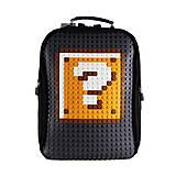 Молодежный рюкзак Upixel Classic, черный, WY-A001U